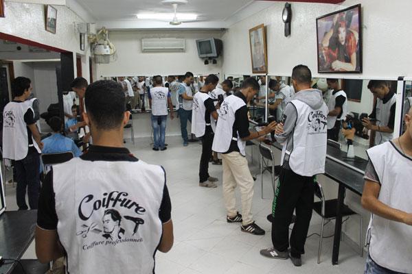 Ecole Privu00e9e de coiffure EL HOURIA